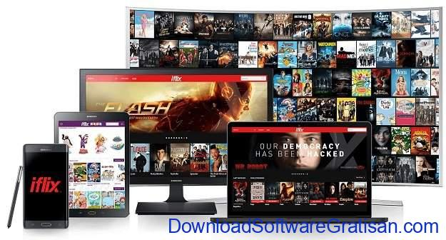 Alternatif Netflix untuk Streaming Film & Acara TV Online iFlix