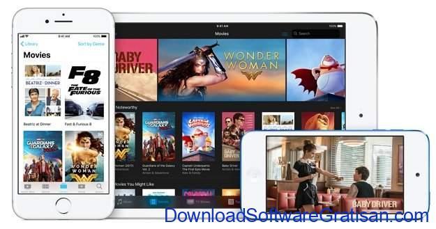 Alternatif Netflix untuk Streaming Film & Acara TV Online iTunes