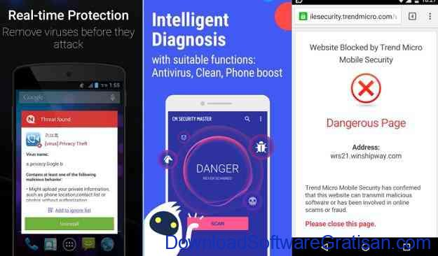 Antivirus Android Gratis Terbaik