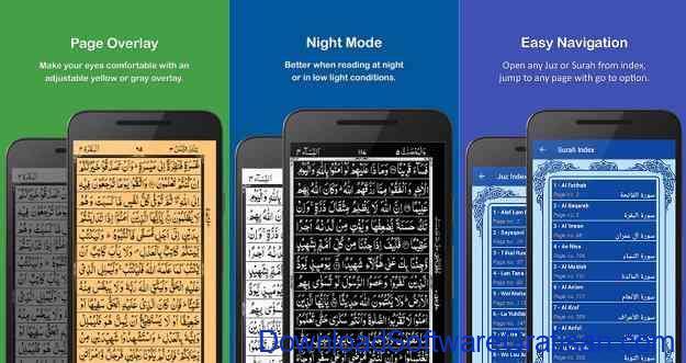Aplikasi Al-Qur'an Gratis Terbaik untuk Android HOLY QURAN - القرآن الكريم