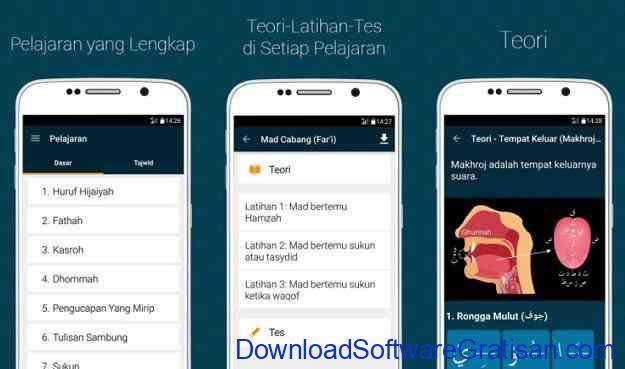 Aplikasi Al-Qur'an Gratis Terbaik untuk Android Learn Quran Belajar Mengaji