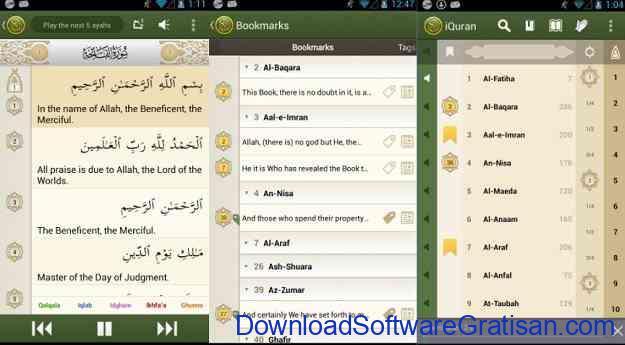 Aplikasi Al-Qur'an Gratis Terbaik untuk Android iQuran Lite