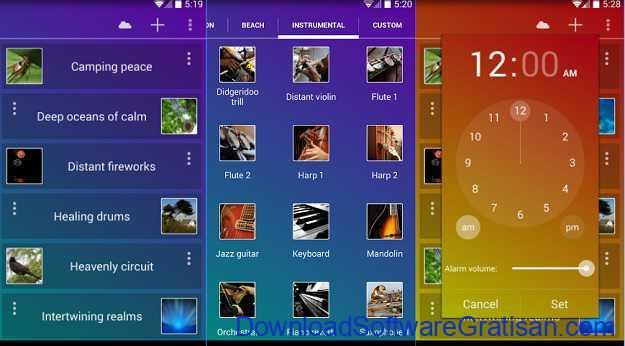 Aplikasi Android untuk Membantu Tidur Nyenyak Sleep Ambience