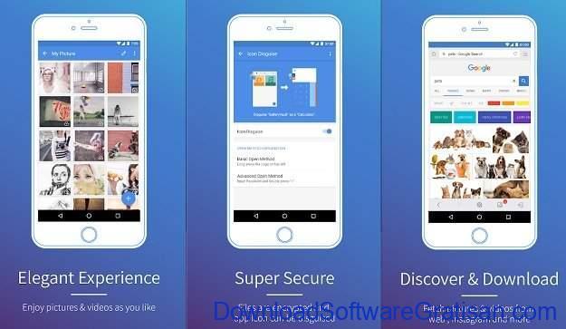 Aplikasi Android untuk Menyembunyikan Foto dan Video GalleryVault