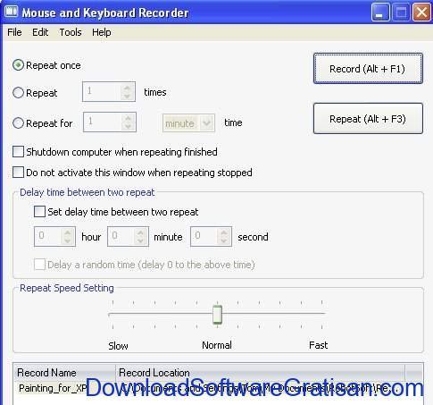 Aplikasi Auto Clicker Mouse PC Laptop Terbaik Free Mouse and Keyboard Recorder
