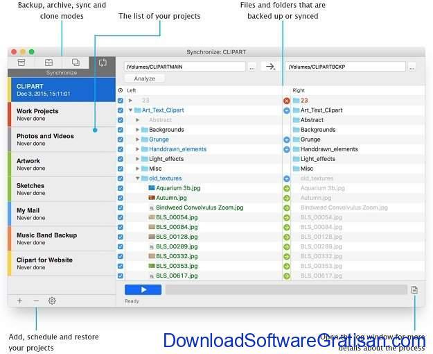 Aplikasi Backup Gratis Terbaik untuk Mac Get Backup