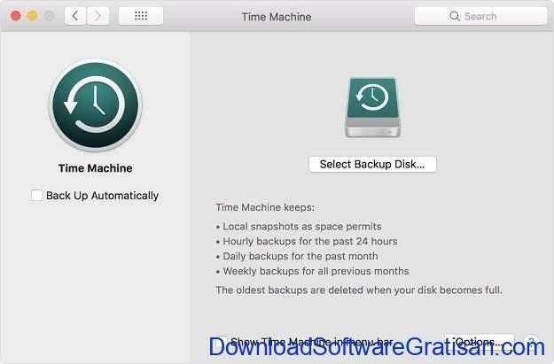 Aplikasi Backup Gratis Terbaik untuk Mac Time Machine