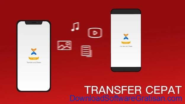 Aplikasi Berbagi File Terbaik untuk Android Xender
