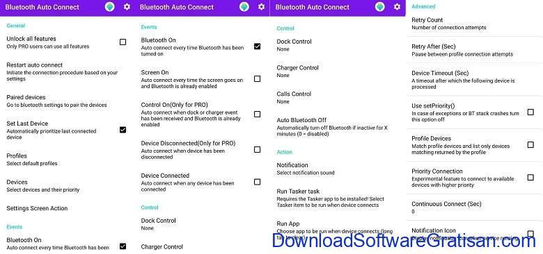 Aplikasi Bluetooth Android Gratis Terbaik Bluetooth Auto Connect
