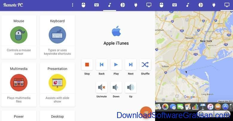 Aplikasi Bluetooth Android Gratis Terbaik Bluetooth Remote PC