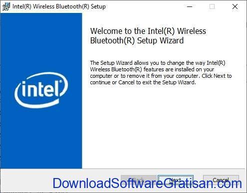 Aplikasi Bluetooth Gratis Terbaik PC - Intel® Wireless Bluetooth®
