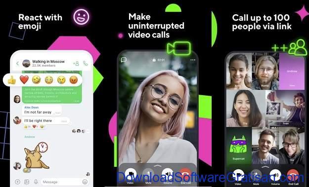 Aplikasi Chat Room Terbaik untuk Android - ICQ