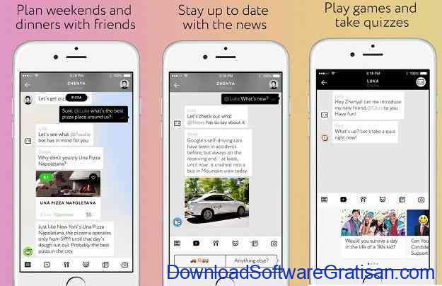 Aplikasi Chatbots dengan AI Terbaik Luka