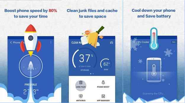 Aplikasi Cleaner Android Terbaik Clean Master