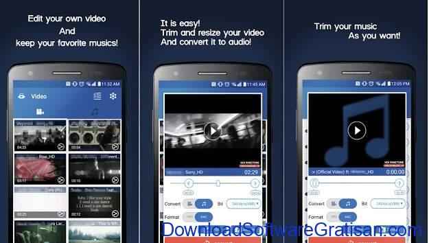 Aplikasi Convert Video ke Mp3 Android Gratis Terbaik - Video MP3 Converter