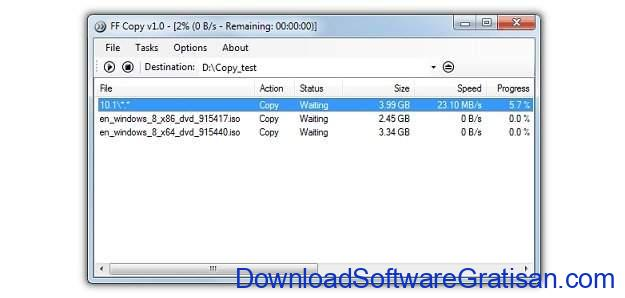Aplikasi Copy File Gratis FF Copy