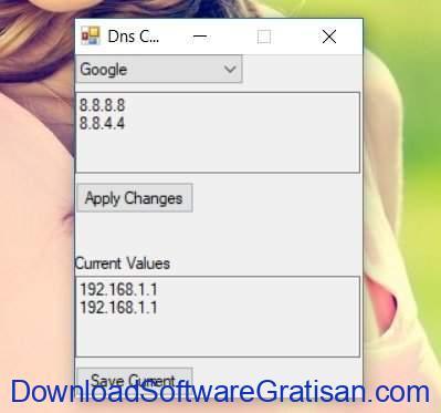 Aplikasi DNS Changer Gratis Terbaik DNS Changer