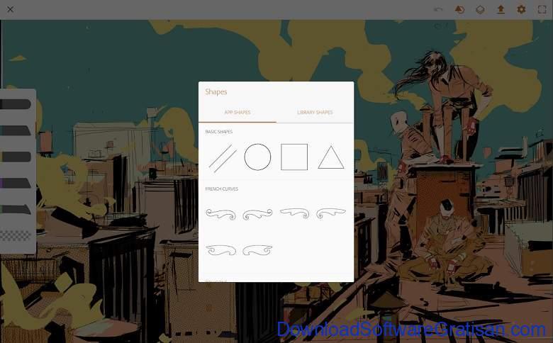 Aplikasi Desain Grafis Android Gratis Terbaik Adobe Illustrator Draw