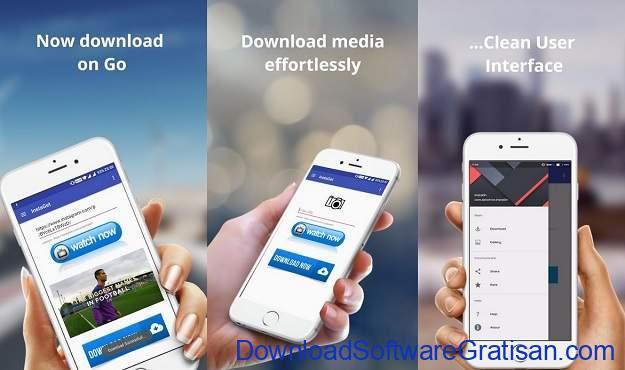 Aplikasi Download Foto & Video Instagram untuk Android - InstaGet