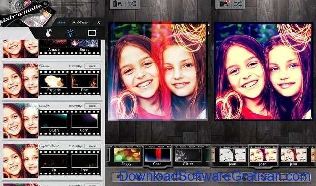 Aplikasi Edit Foto Gratis Terbaik Android Pixlr-o-matic