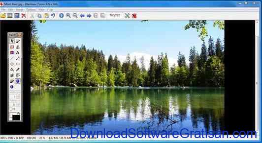 Free Photo Editing App for PC IrfanView