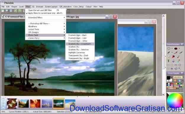 Free Photo Editing App for PC Photobie