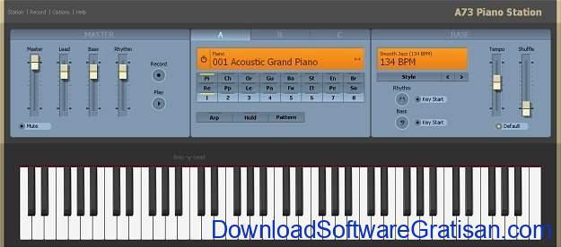 Aplikasi Edit Foto Terbaik untuk PC A73 Piano Station