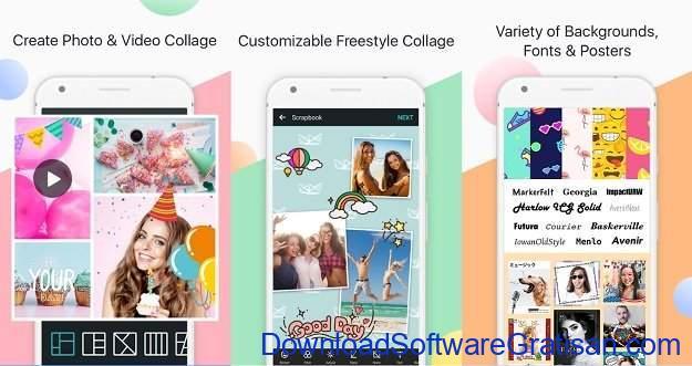 Download Aplikasi untuk Edit Kolase Foto Photo Grid Collage