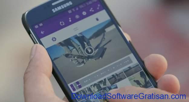 Aplikasi Edit Video Gratis Terbaik untuk Android Adobe Premiere Clip