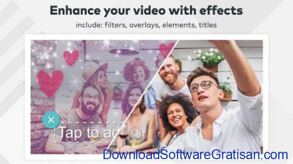 Aplikasi Edit Video Gratis Terbaik untuk Android FilmoraGo