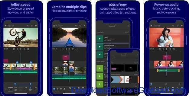 Aplikasi Edit Video Terbaik untuk iPhone dan iPad - Adobe Premiere Rush