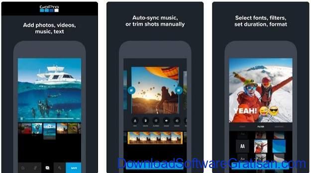Aplikasi Edit Video Terbaik untuk iPhone dan iPad - Quik