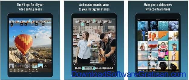 Aplikasi Edit Video Terbaik untuk iPhone dan iPad - Videorama Video Editor