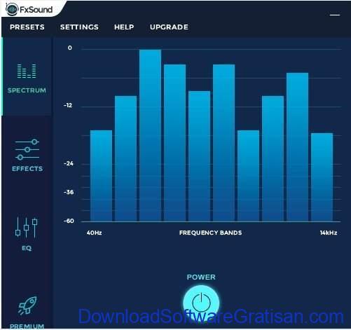 Aplikasi Equalizer terbaik untuk PC Windows FX Sound