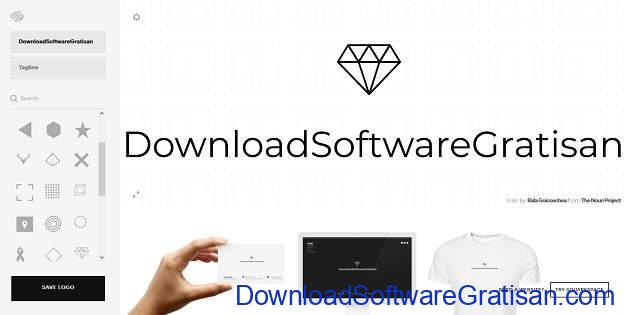 Aplikasi Gratis Pembuat Logo Squarespace Logo Maker