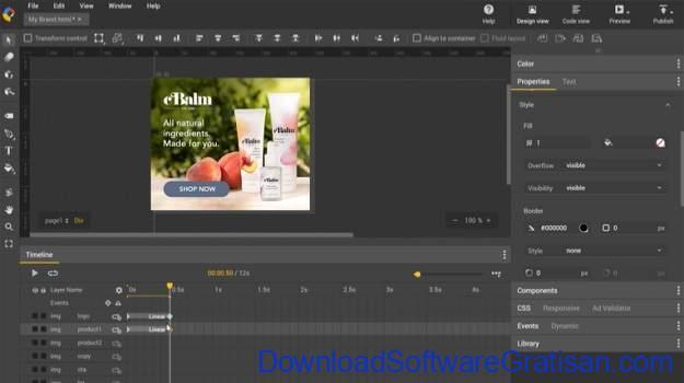 Aplikasi Gratis Terbaik untuk Desain Google Web Designer