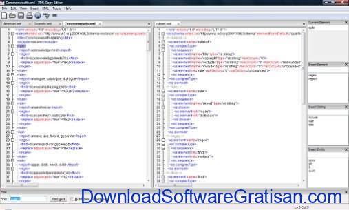 Aplikasi Gratis Terbaik untuk Edit XML XML Copy Editor
