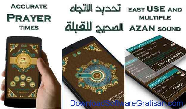 Aplikasi Jadwal Salat dan Imsakiyah Prayer Now