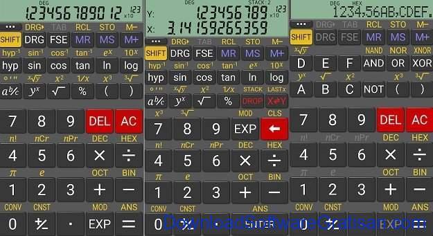 Aplikasi Kalkulator Terbaik untuk Android RealCalc