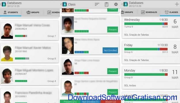 Aplikasi Kehadiran Android Terbaik - Attendance