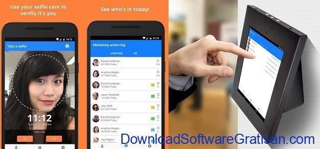 Aplikasi Kehadiran Android Terbaik - Jibble