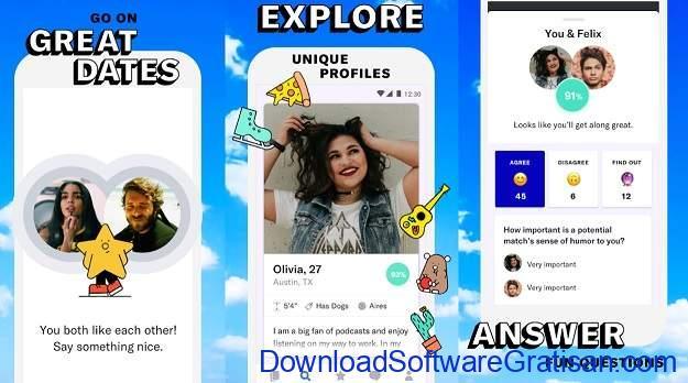 Aplikasi Kencan Terbaik untuk Android & iOS OKCupid