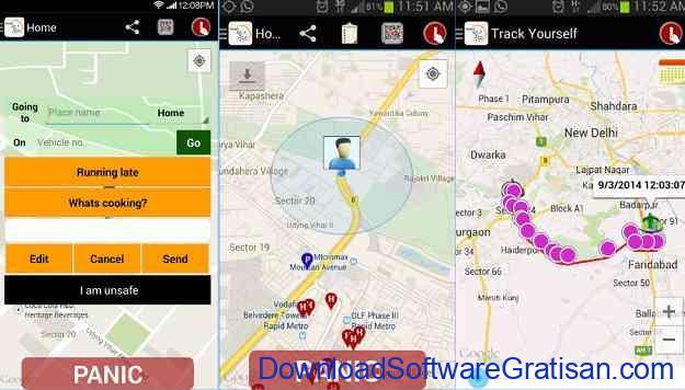 Aplikasi Keselamatan Wanita Terbaik untuk Android Smart24x7
