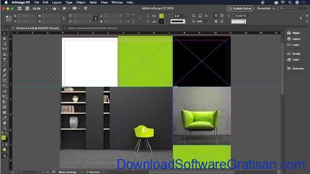 Aplikasi Komputer untuk Penerbitan Desktop Publishing Adobe InDesign