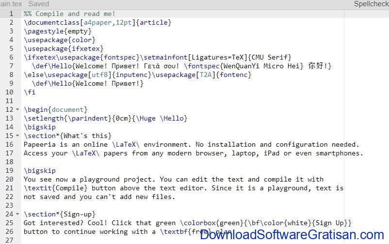 Aplikasi Komputer untuk Penerbitan Desktop Publishing LaTex New