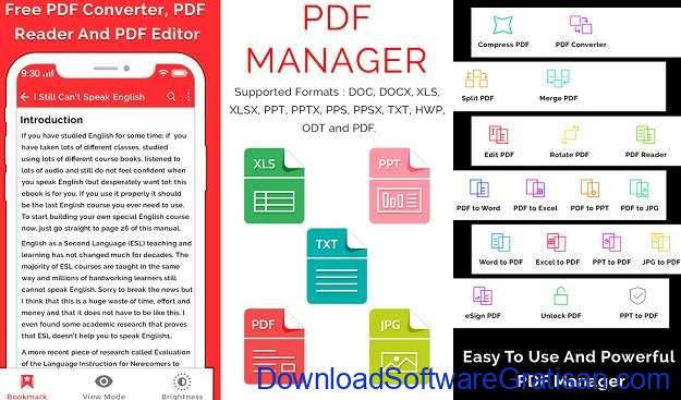 Aplikasi Konversi File Android Terbaik - Fast PDF Converter