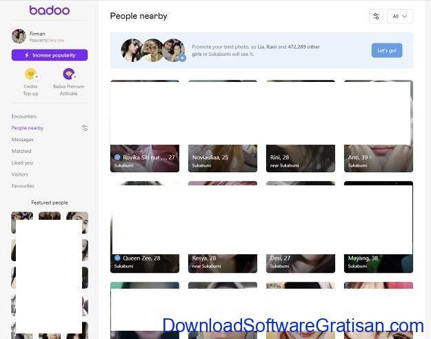 Aplikasi Live Chat Room untuk Berteman DenganOrang di Seluruh Dunia - Badoo