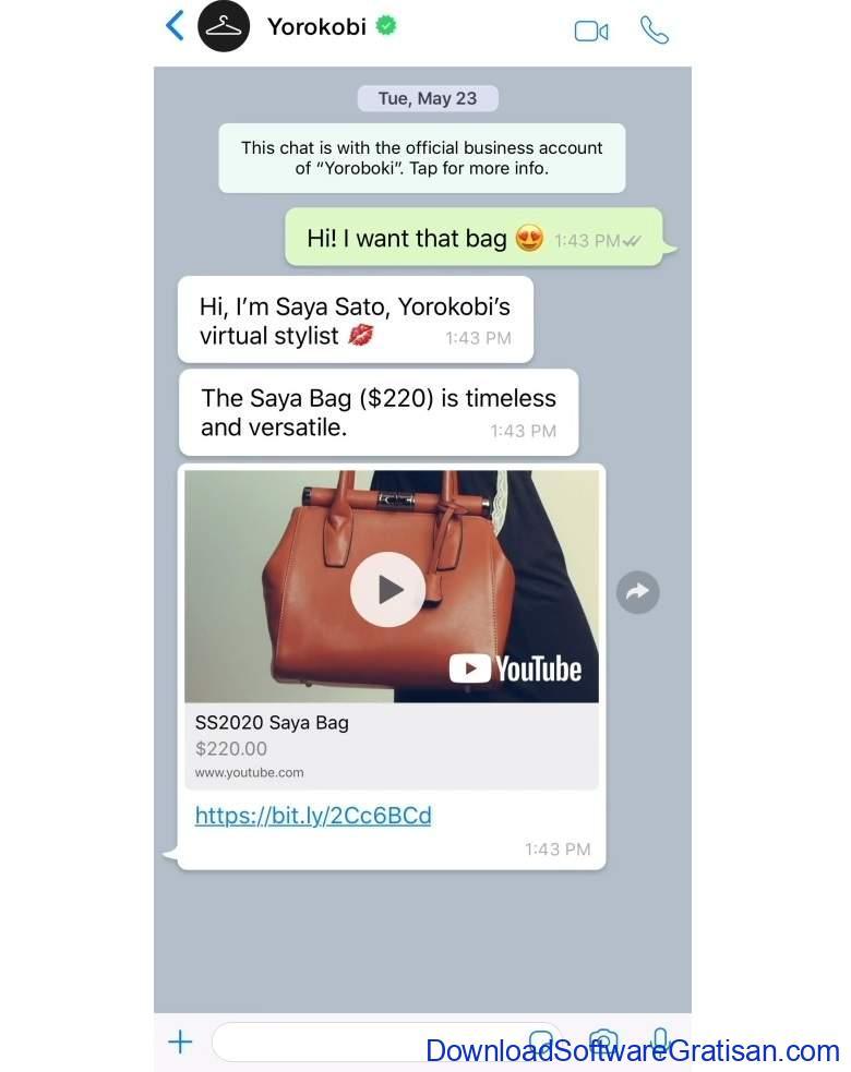 Aplikasi Live Chat untuk Website - LivePerson