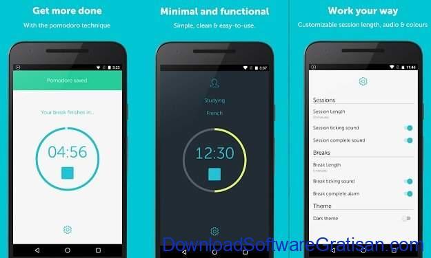Aplikasi Manajemen Waktu Terbaik Focus Booster