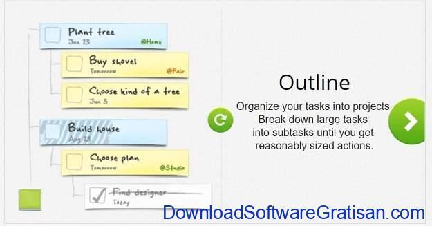 Aplikasi Manajemen Waktu Terbaik MyLifeOrganized